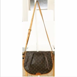 💯Authentic Louis Vuitton Menilmontant Crossbody